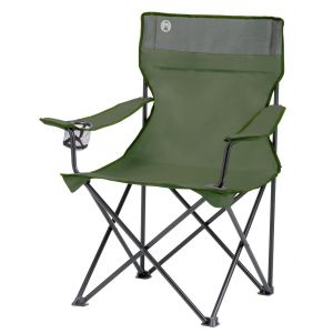 Coleman Standard Quad Chair Green