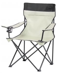 Coleman Standard Quad Chair Khaki